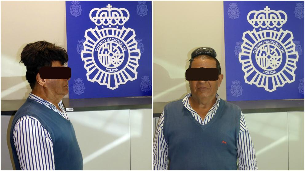 Nasconde mezzo chilo di cocaina sotto il parrucchino: 65enne colombiano in manette a Barcellona