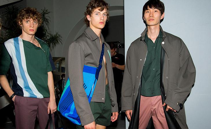 Sfilate Uomo a Parigi  il meglio della moda che verrà - Tgcom24 0106b4ded48