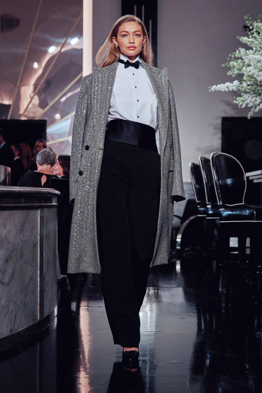 Ralph Lauren: super top e un tuffo nel passato della Grande Mela