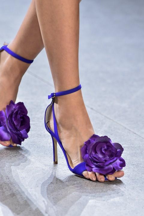 63dba6f69b Moda: dalle sfilate le scarpe per l'estate che verrà - Tgcom24
