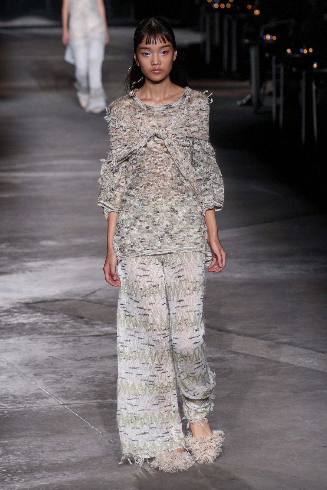 huge selection of 00aaf 3a03f Milano Moda Donna: la collezione Missoni - Foto Tgcom24