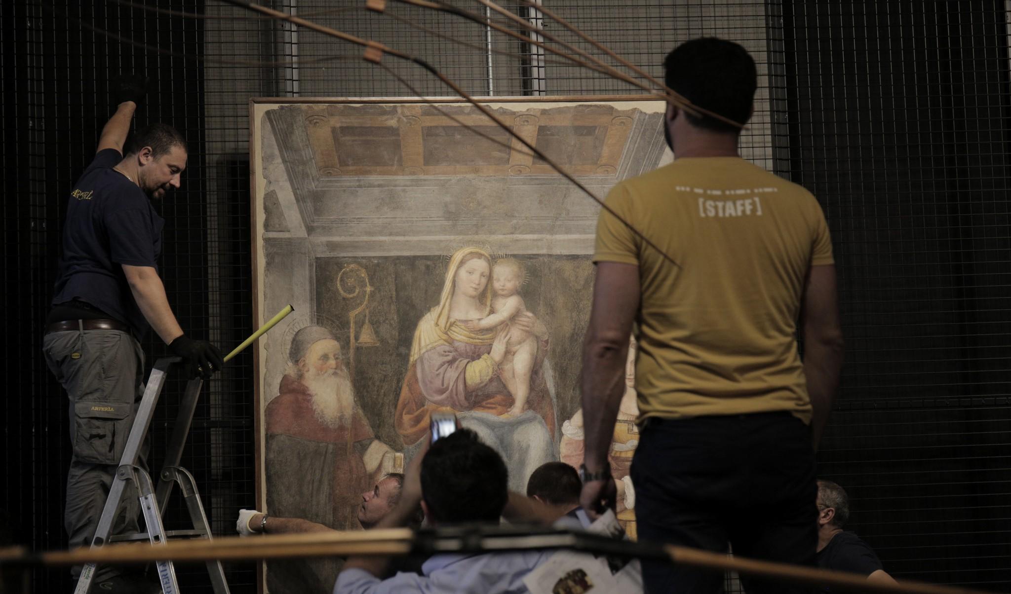 A Milano la mostra di Leonardo da Vinci Parade