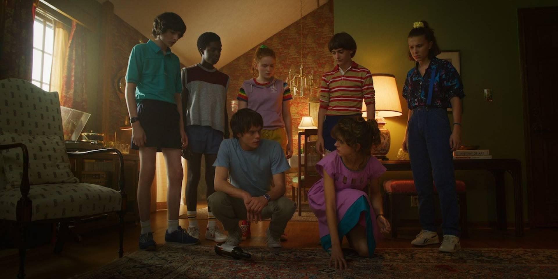 Stranger Things 3 , i protagonisti nelle immagini della nuova stagione