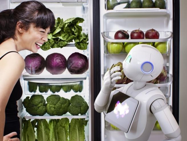 Il robot Pepper sarà più intelligente con il cervello di  Watson