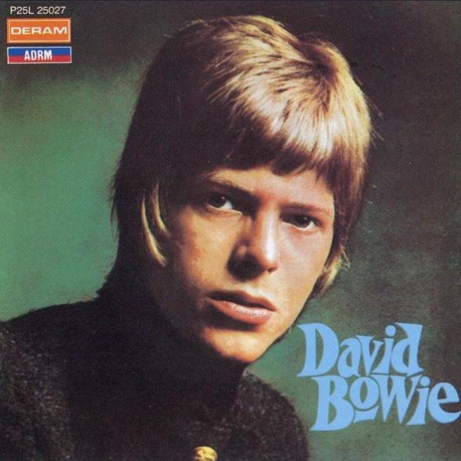 David Bowie, tutte le cover dei suoi dischi