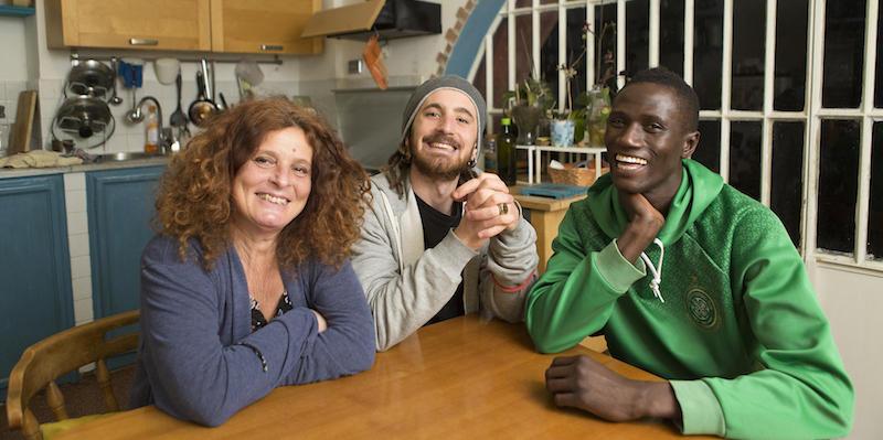 Refugees Welcome Italia, l accoglienza è  fatta in casa