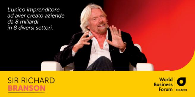 World Business Forum 2015, da Branson a Baricco: gli