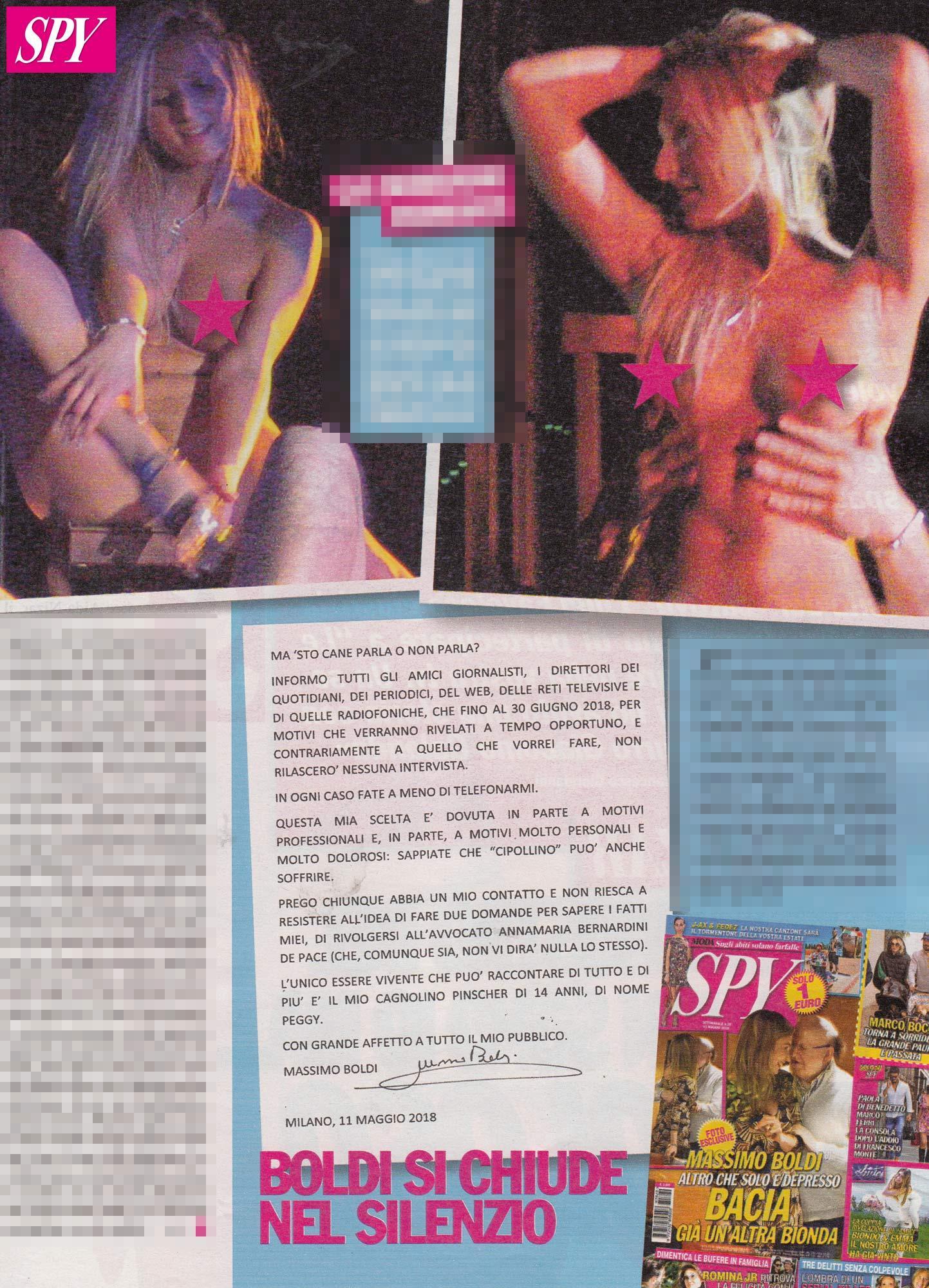 Ares1977.porno massimo boldi, le foto del passato sexy della ex loredana de