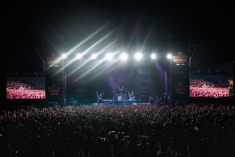 Le Vibrazioni in tour per tutta l estate: guarda le foto