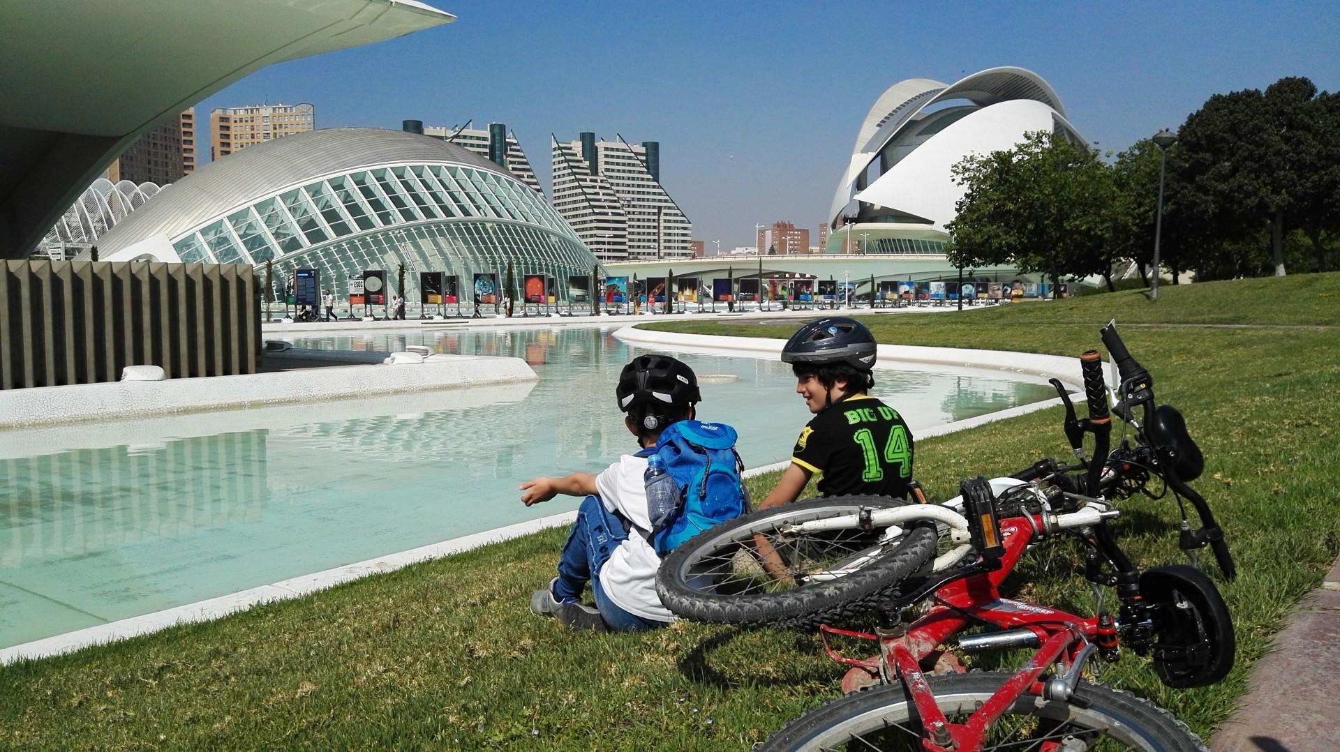 Valencia: scopriamola in bicicletta