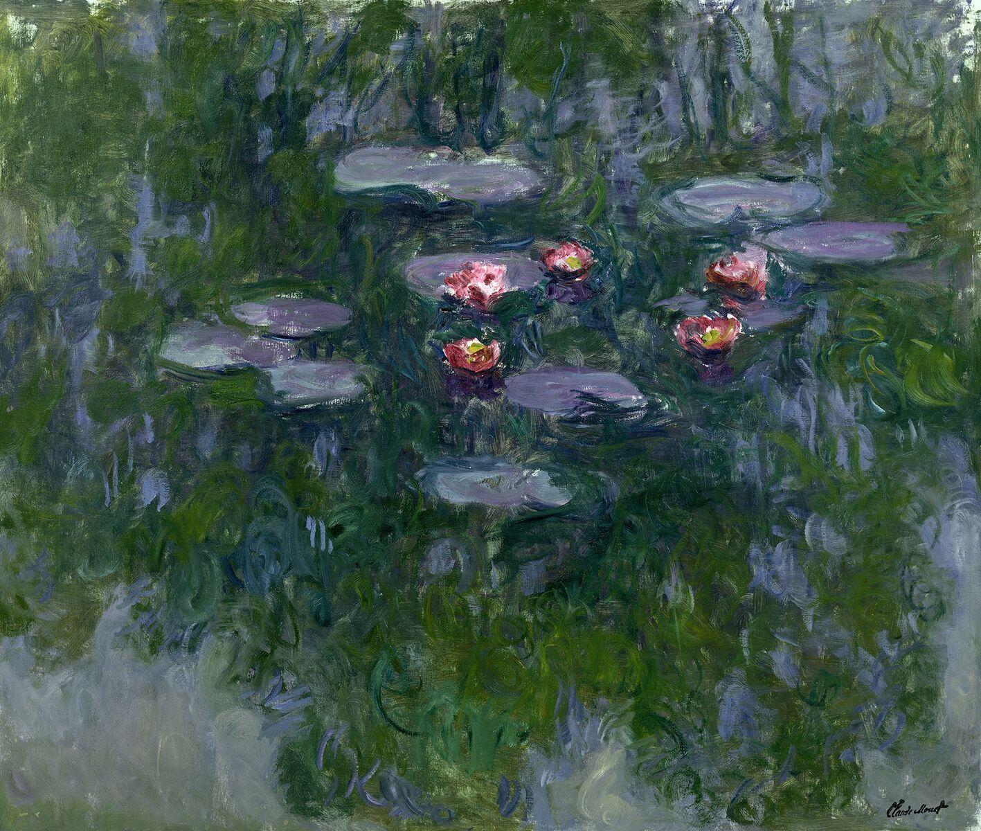 Monet, in mostra a Roma il maestro dell impressionismo