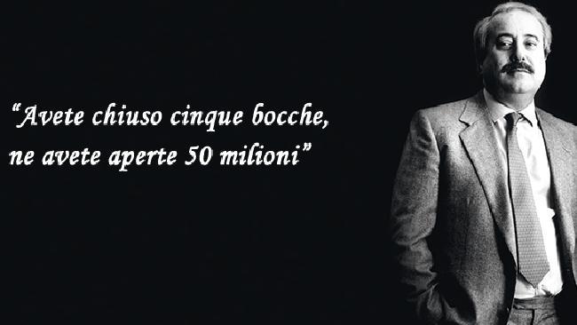 25 anni fa la strage di Capaci, le frasi indimenticabili di Giovanni Falcone
