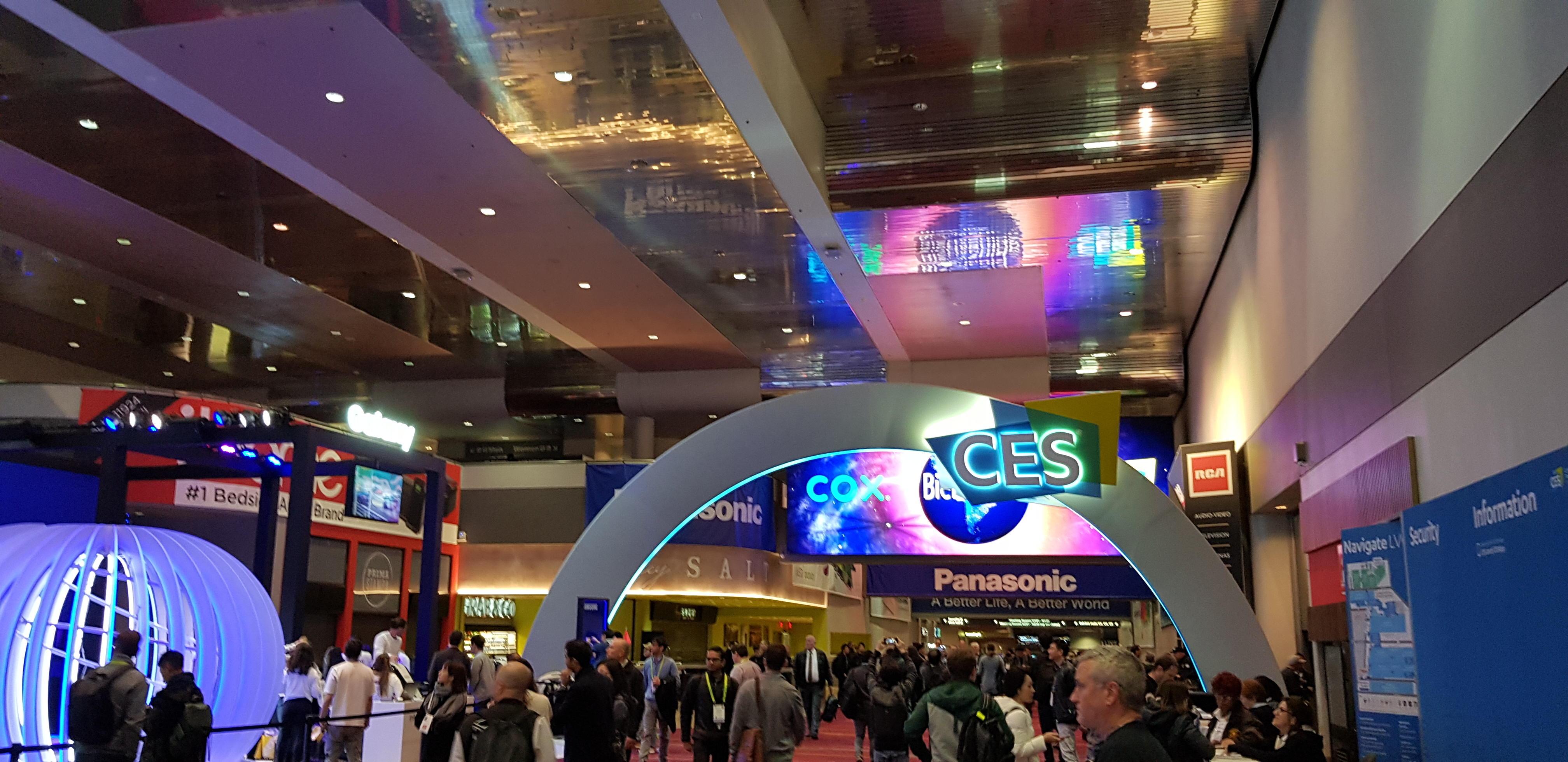 Las Vegas, al via CES 2019: la più grande fiera al mondo dedicata all hi-tech