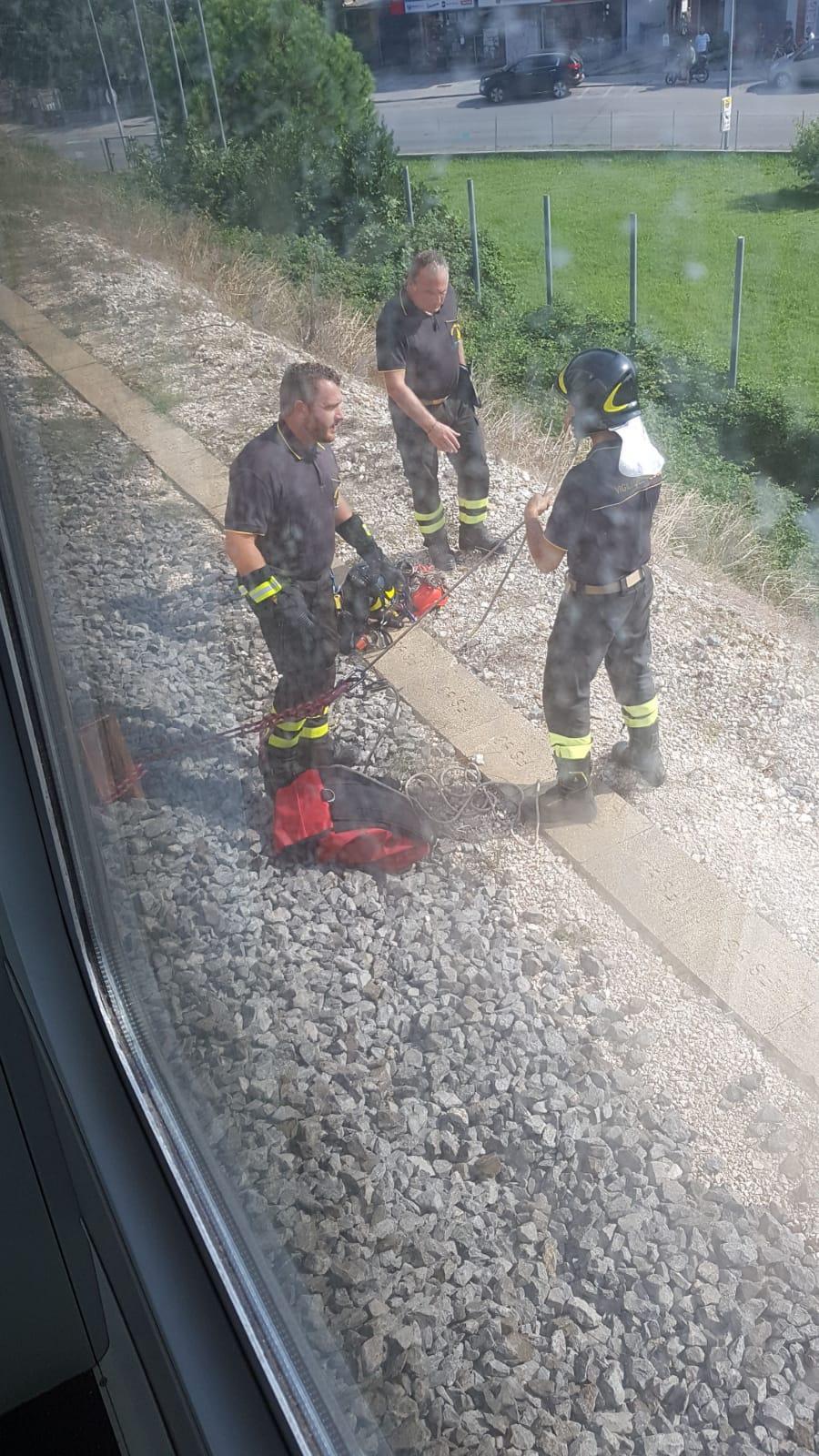 Investimento mortale in stazione a Cattolica, giornata nera per la ... 7d44885af8