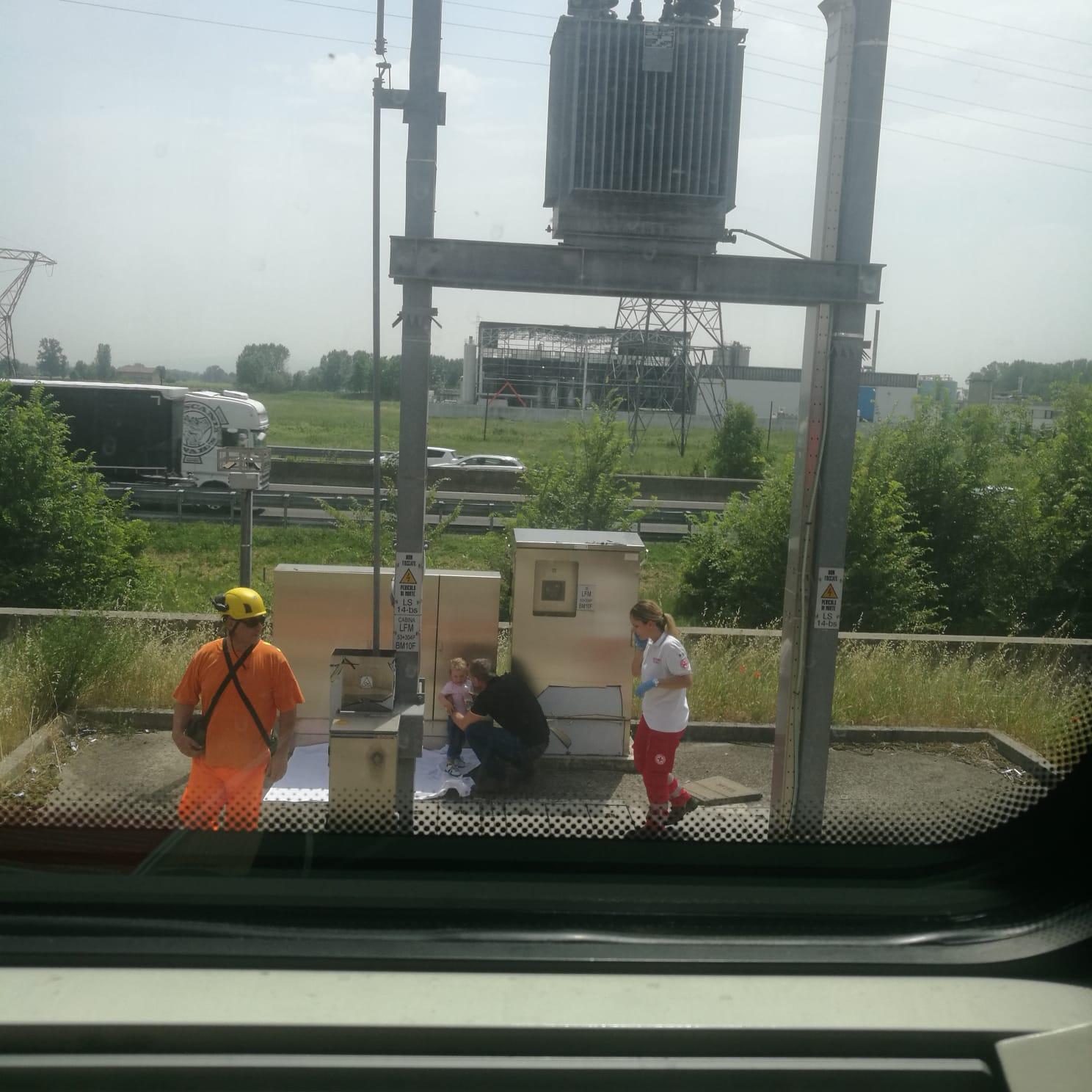 Frecciarossa bloccato a Reggio Emilia per un guasto, odissea per i passeggeri