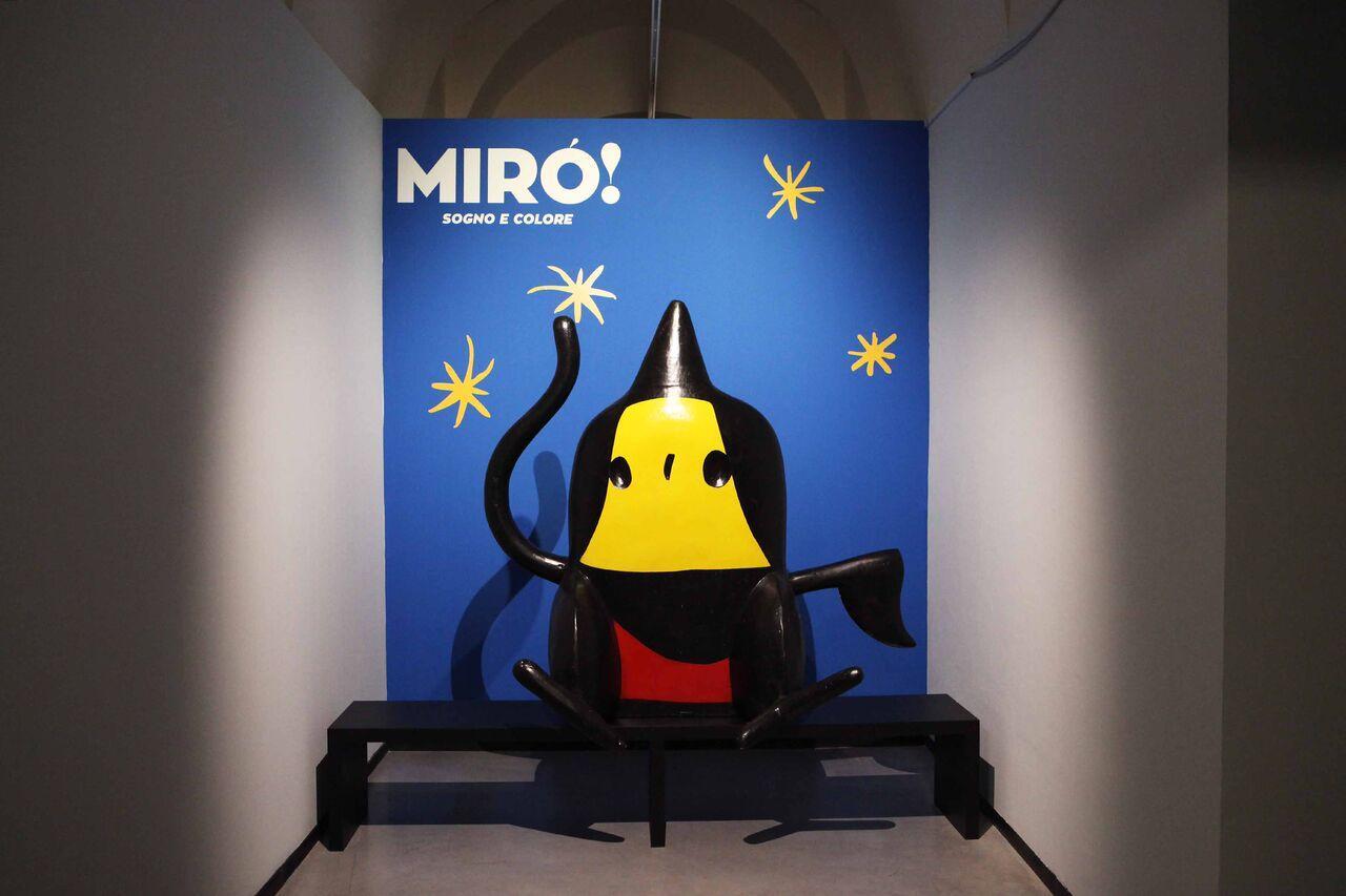 Mirò in mostra a Torino