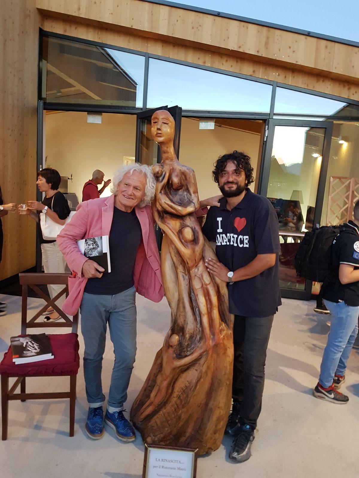 Amatrice, lo chef Bonanni non si arrende:  Con il terremoto ho perso gli affetti, ma riapro il ristorante di famiglia