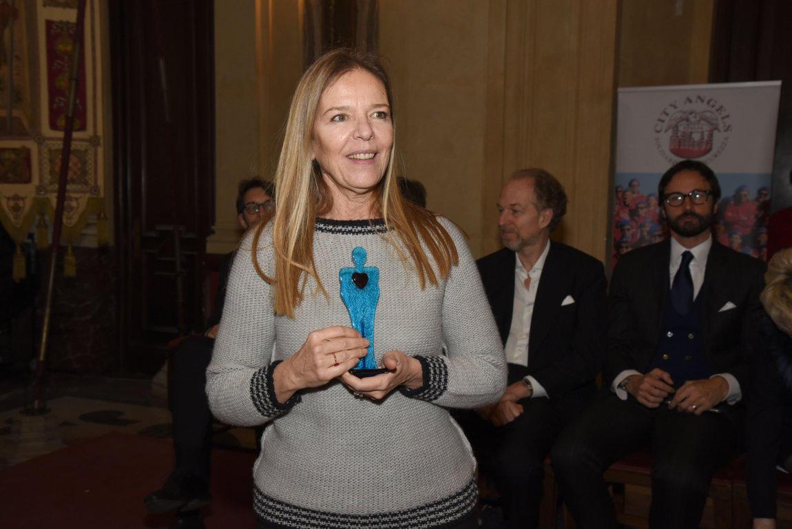 Milano, i vincitori del premio per la solidarietà  Il Campione