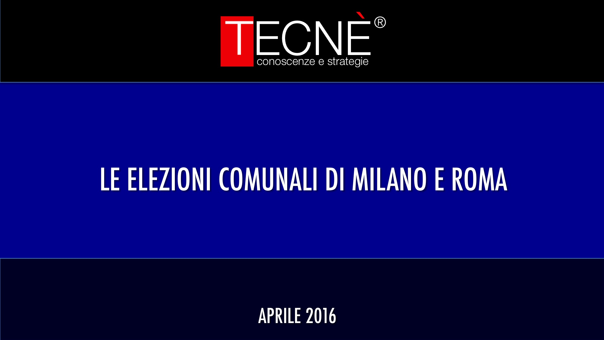 Amministrative: testa a testa a Milano, M5S in testa a Roma