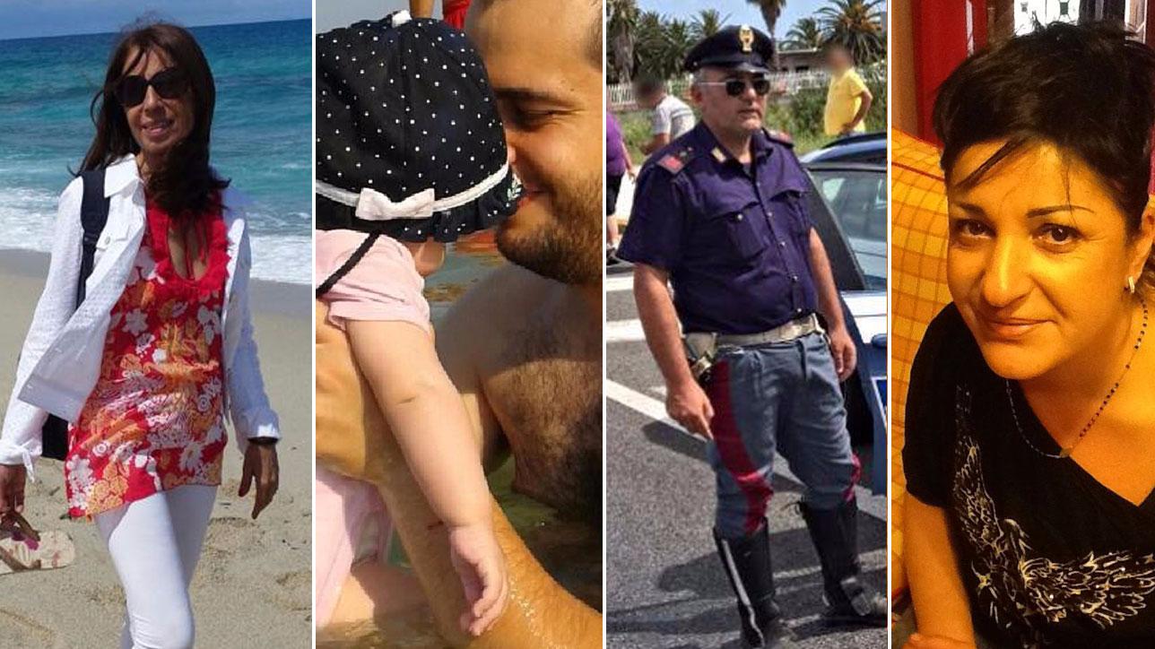 Terremoto in Centro Italia: i nomi, i volti e le storie delle vittime identificate