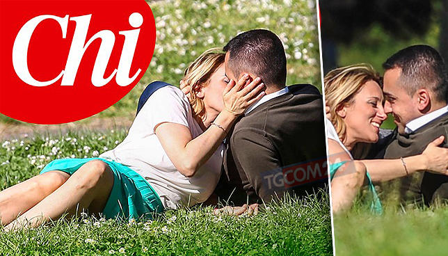 """Luigi Di Maio e Virginia Saba in love: """"Vorrei diventare mamma"""""""