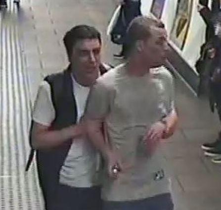 Londra, diffondono gas in metro e fuggono: ricercati due uomini