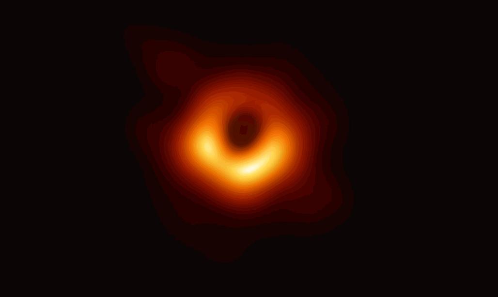 Spazio, gli scienziati mostrano per la prima volta l'immagine di un buco nero
