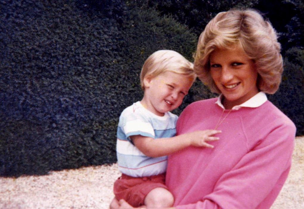 Lady Diana, William ed Harry raccontano l ultima telefonata