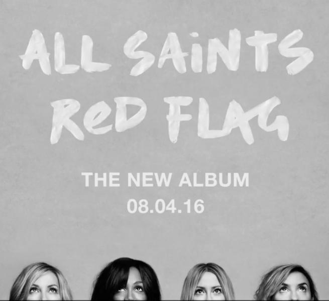 All Saints, reunion e nuovo album per la pop band femminile degli anni 90