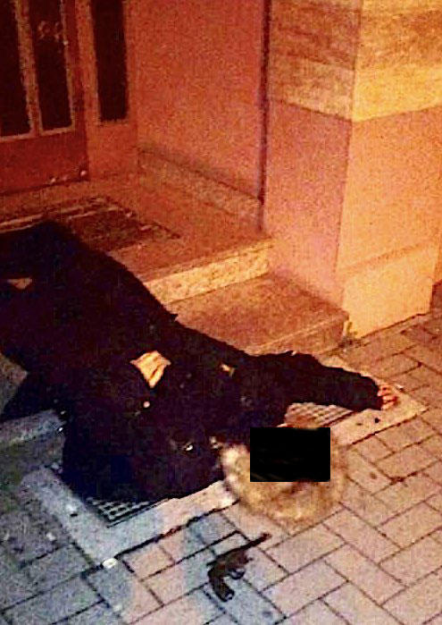 Cherif Chekatt, il killer di Strasburgo ucciso in un blitz