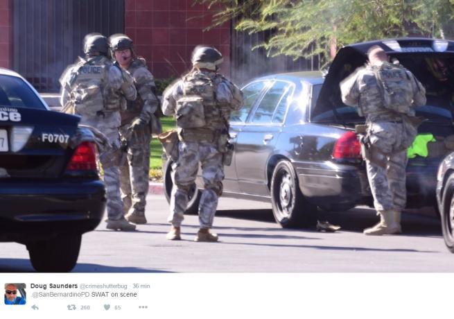 Sparatoria in California, 14 morti Uccisi i 2 killer: