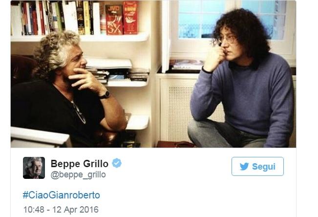 E  morto a Milano Gianroberto Casaleggio