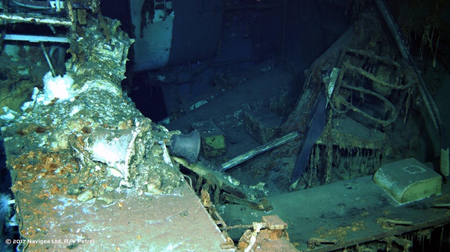 Dopo 72 anni, ritrovato il relitto della Uss Indianapolis: la nave che trasportò pezzi della prima bomba atomica
