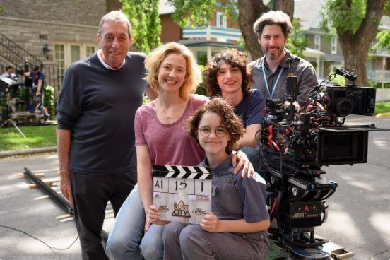 Prima foto dal set di  Ghostbusters 3 : al via le riprese dell atteso sequel