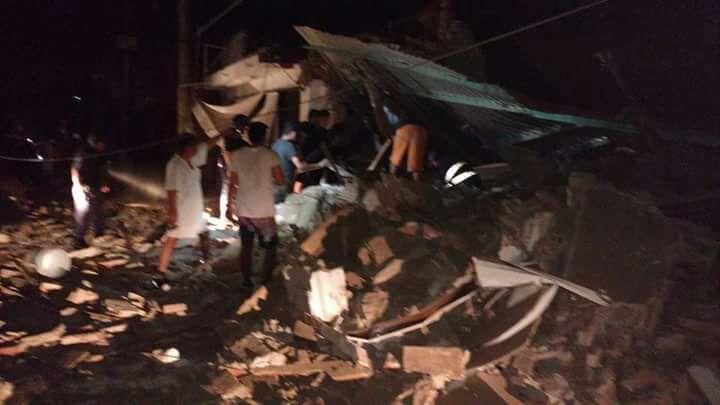 Messico, forte sisma di magnitudo 8.4: crolli nell istmo di Tehuantepec