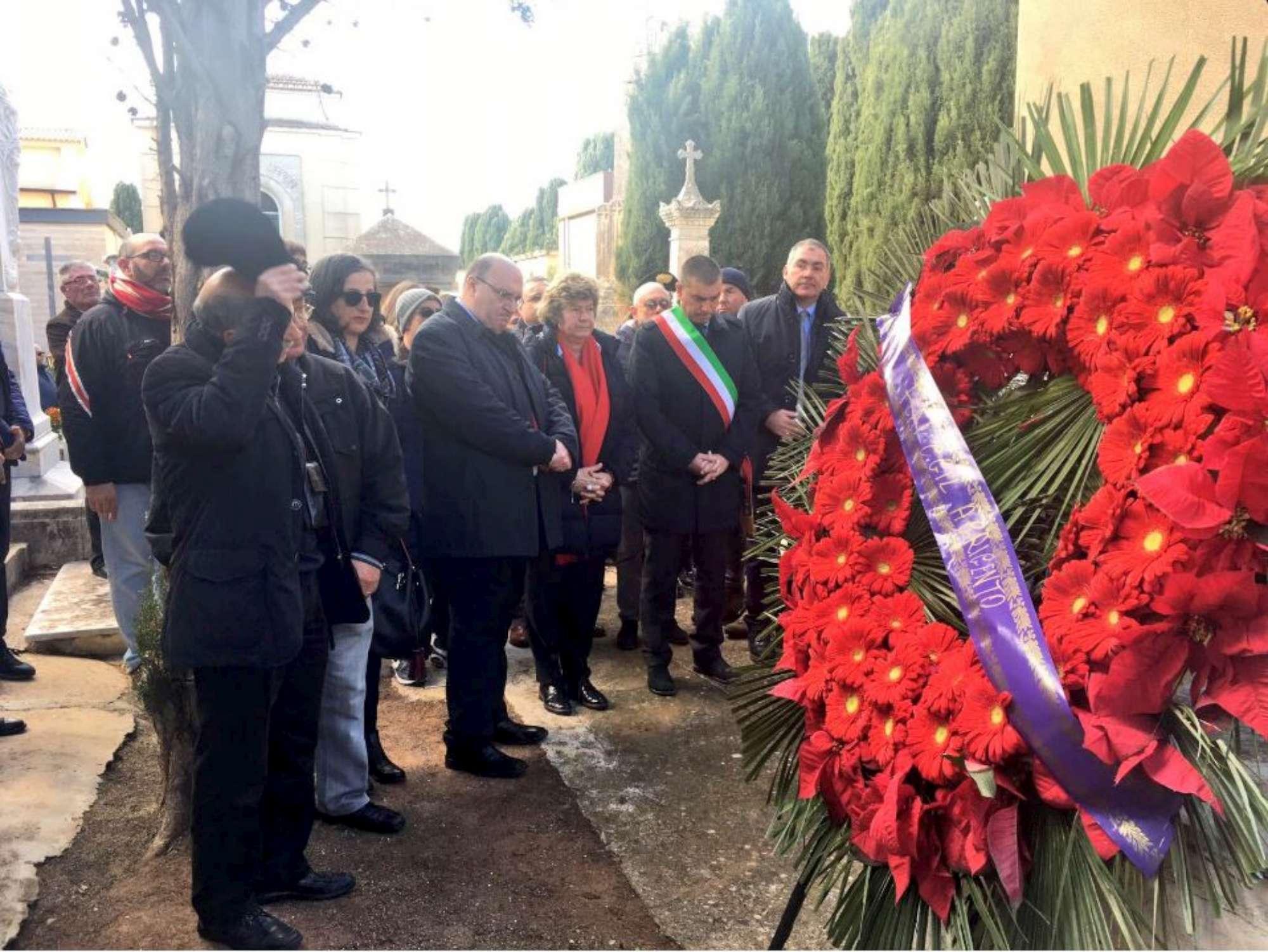 Sciacca, la Cgil ricorda il sindacalista Accursio Miraglia a 70 anni dalla morte