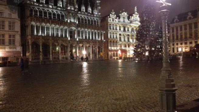 Bruxelles, una notte da paura