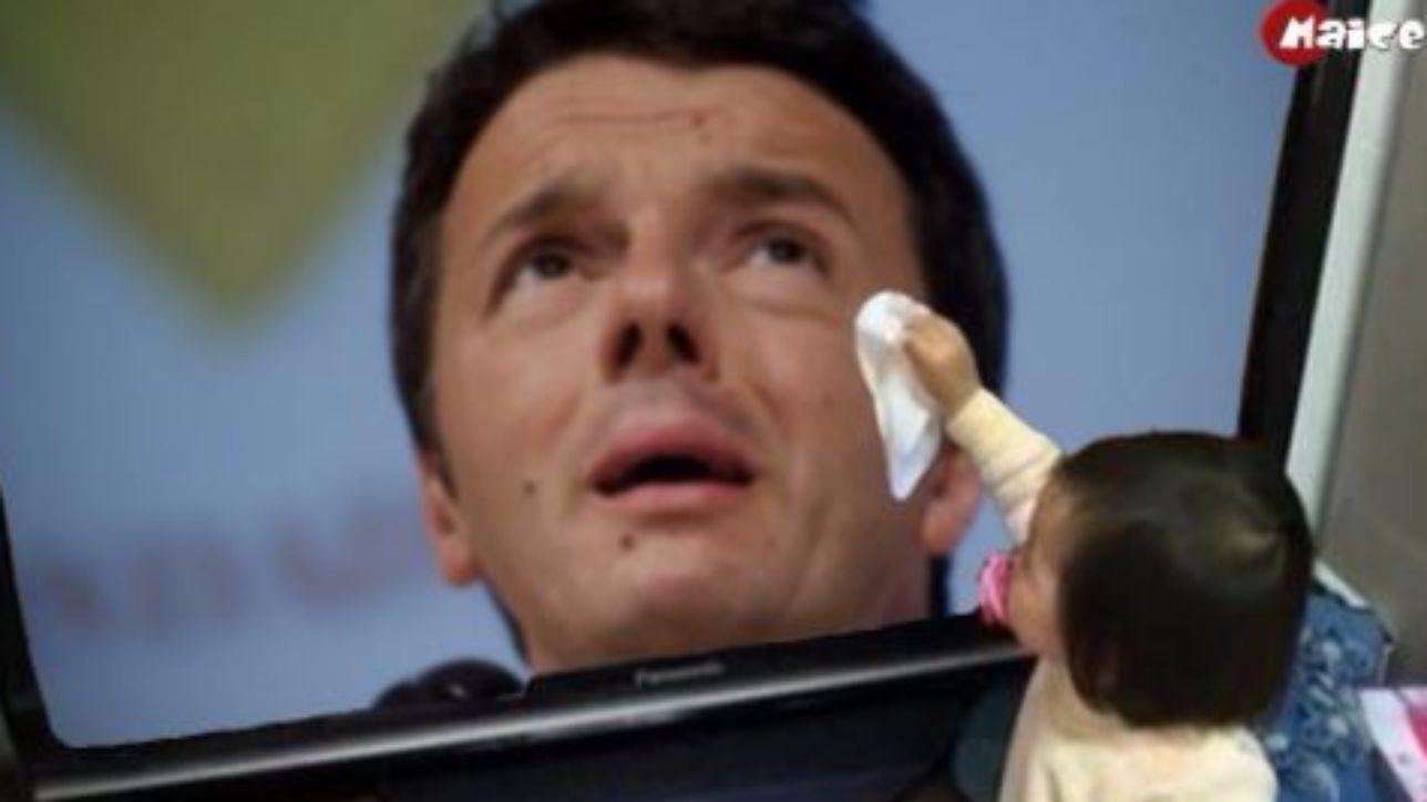 Ballottaggi, il Pd arretra e i social prendono in giro Renzi