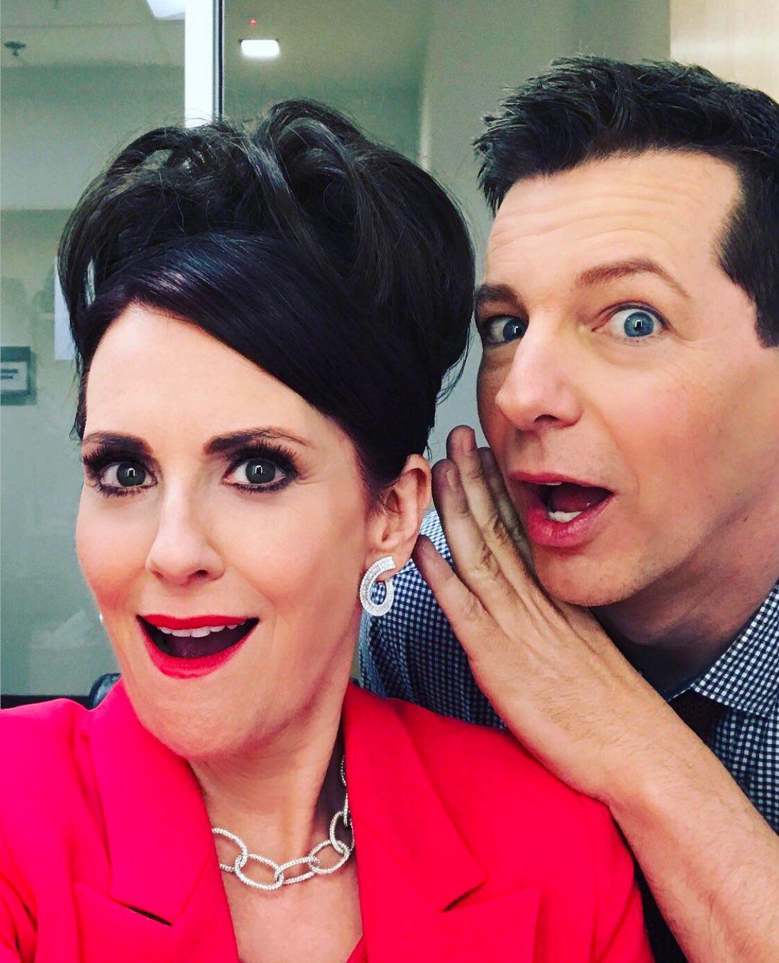 Will e Grace , sui social gli scatti che annunciano il ritorno della serie