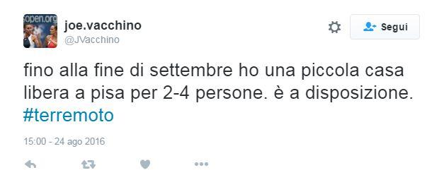 Terremoto in Centro Italia, la solidarietà dal basso tramite i social