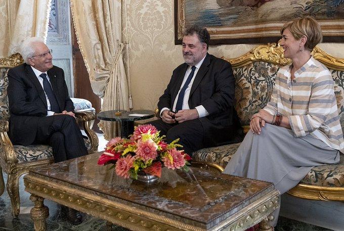 Crisi di governo, primo giorno di consultazioni per Mattarella