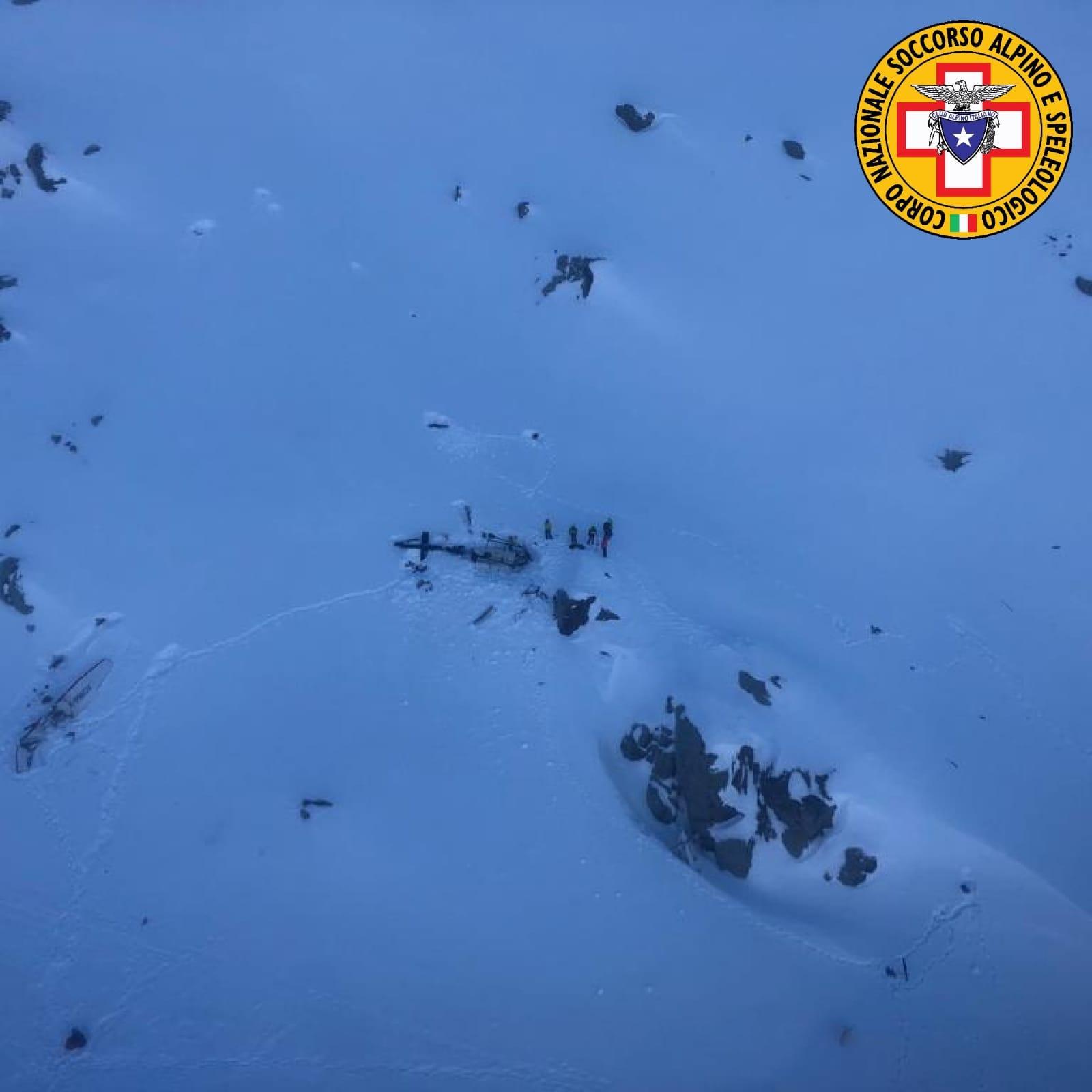 Incidente aereo in Val d Aosta: le vittime e il luogo dell impatto