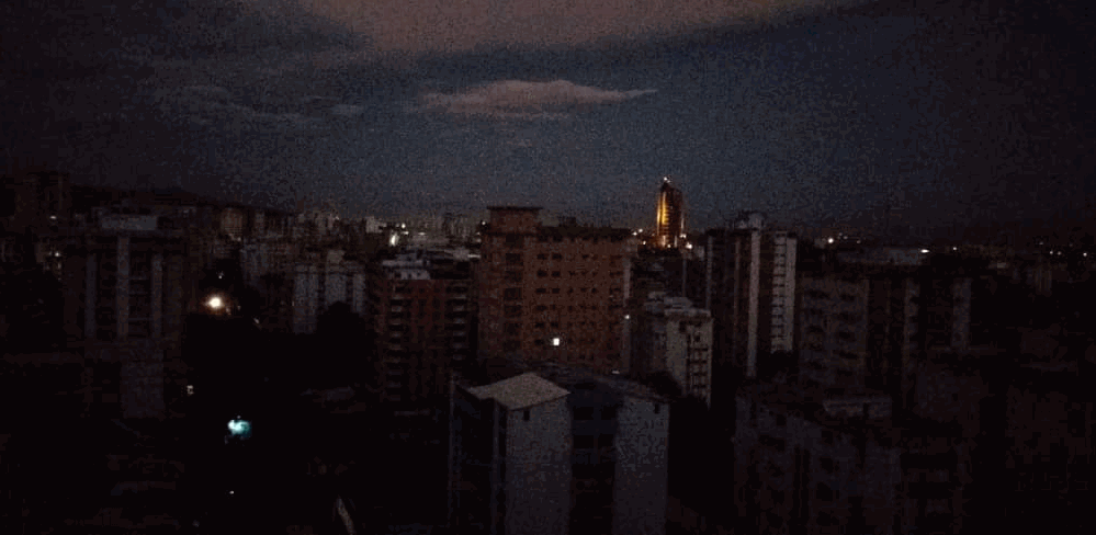 Argentina e Uruguay rimangono senza elettricità per un enorme guasto
