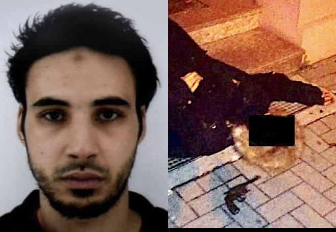 strasburgo, il killer è stato ucciso ; l