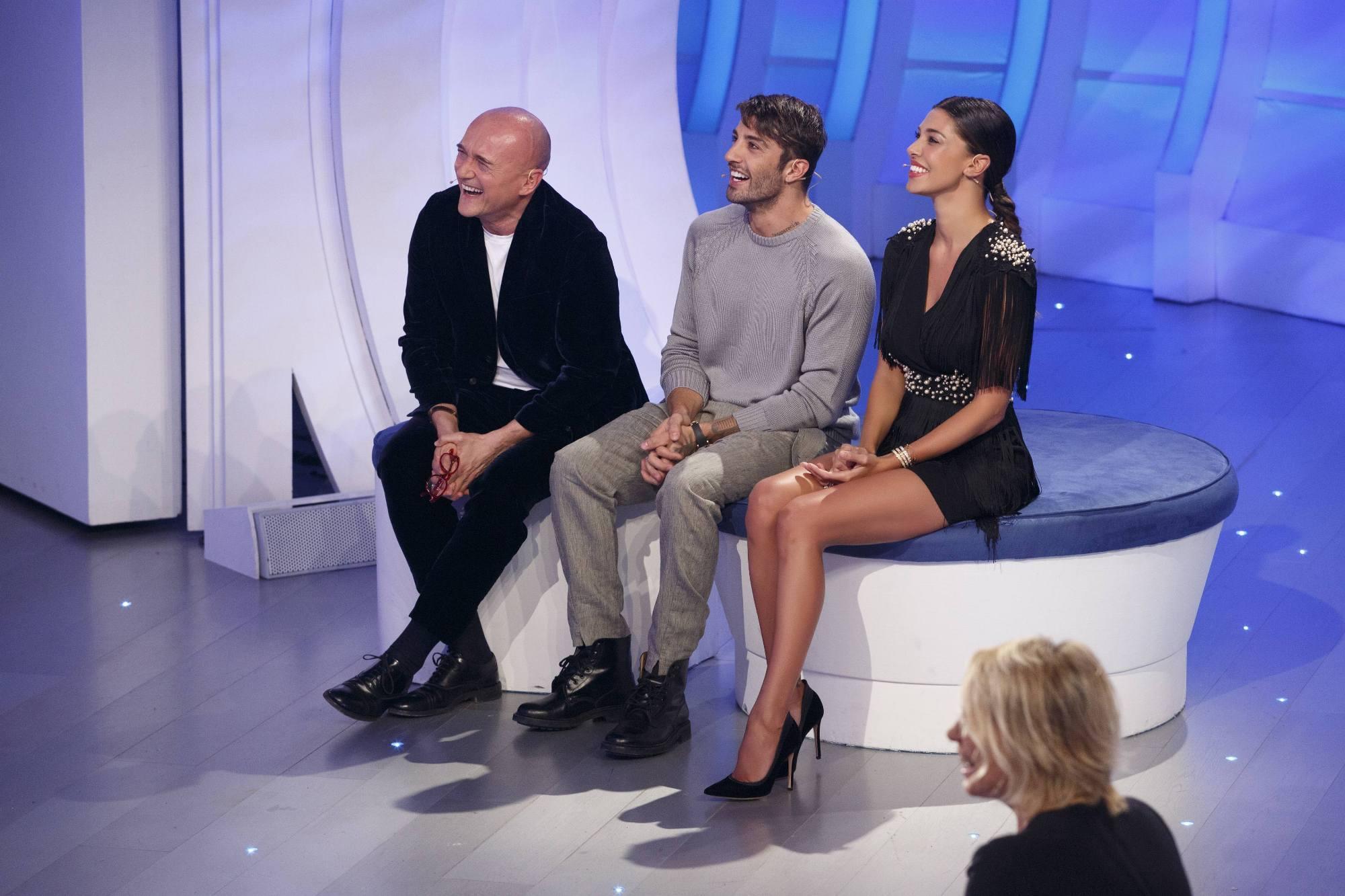 C'è Posta per... Belen-Iannone, la sorpresa dell ottava puntata del programma di Maria De Filippi