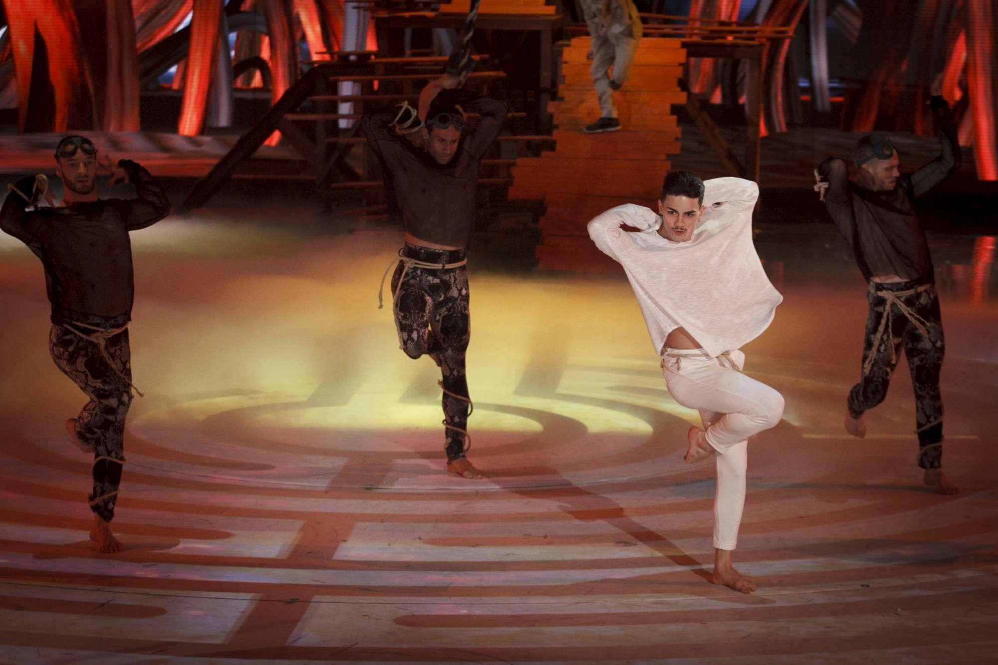 Alessio, il ballerino eliminato da  Amici 15