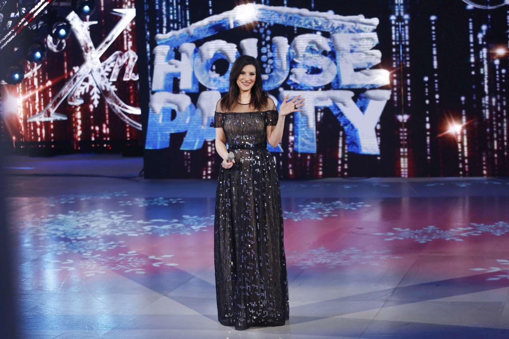 Laura Pausini star di Canale 5