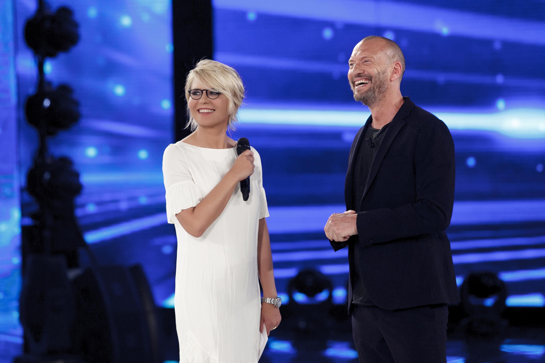 Amci15, ospiti Virginia Raffaele e Biagio Antonacci