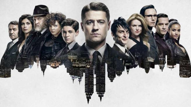 Gotham 2 , si aprono le porte dei manicomi