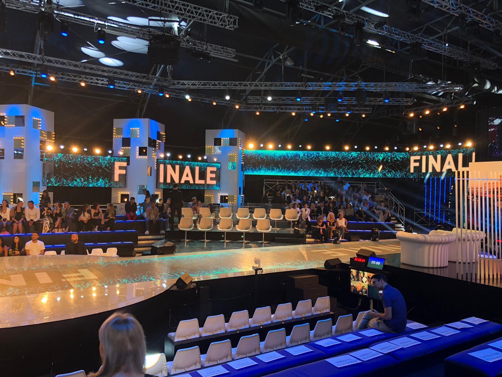 Grande Fratello 16 , tutte le foto del backstage della finale